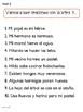 Leyendo Oraciones con el ABC- Reading Sentences with the A,B,C