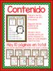 Oraciones de fluidez - pingüinos (Spanish winter reading fluency sentences)