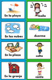 Oraciones en español / Spanish sentences