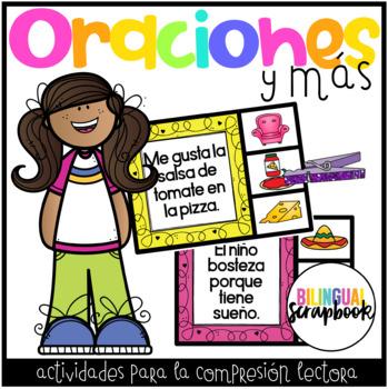 Oraciones y mas (Clip a Sentence in Spanish)