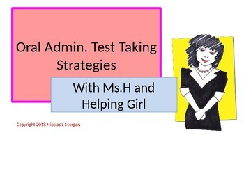 Oral Admin Reading Test Strategies