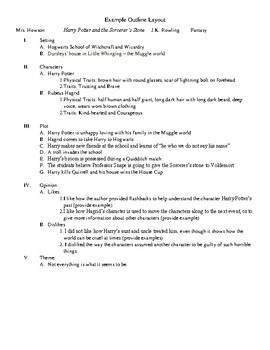 Oral Book Report Guidelines and Rubric