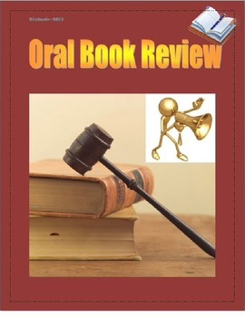 Oral Book Review Assignment