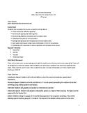 Oral Comm 9th grade syllabus