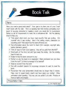 Oral Communication Activities - Ideal for Individual Presentations