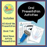 Oral Presentation Activities