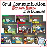 Oral Communication Barrier Games - The BUNDLE