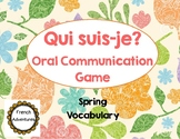 Oral Communication Game: Spring Edition