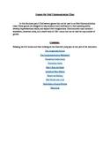 Oral Communication/Speech Class Games