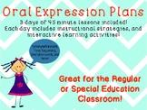 Oral Expression MEGA Plans