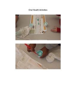 Oral Health: Egg Lesson Plan