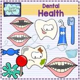 Dental health and Oral Hygiene Clipart