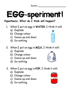 Oral Hygiene - Eggsperiment