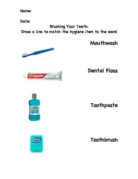 Oral Hygiene Match