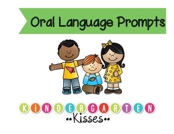 Oral Language Cards