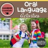 Oral Language Development Activities