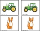 Oral Language: On the Farm Matching Cards