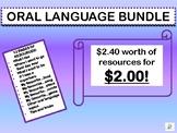 Oral Language Bundle