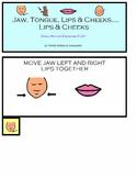 Oral Motor Exercise Flip Book (Oral Motor)