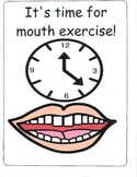 Oral Motor /Mouth Exercises/Speech Therapy