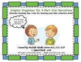 Oral Narrative Graphic Organizer {FREEBIE}
