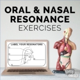 Oral & Nasal Resonance Exercises