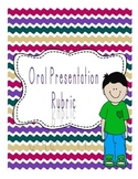 Oral Presentation Rubric for Current Events