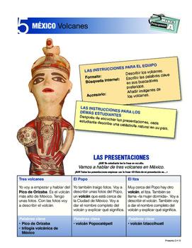 ORAL Presentations - MEXICO: Taxco, Oaxaca, los aztecas, Diego y Frida ++