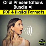 Oral Presentations Bundle