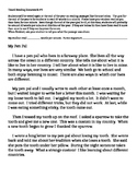 Oral Reading Fluency Practice Set #3
