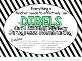 Oral Reading Fluency Progress Monitoring (DIBELS or custom