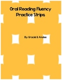Oral Reading Fluency Sentence Strips