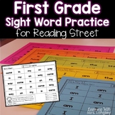 Sight Word Practice FIRST GRADE