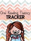 Oral Reading Fluency Tracker