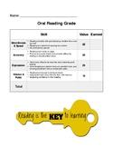 Oral Reading Rubric PDF