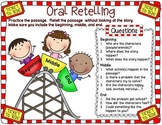 Oral Retelling Posters