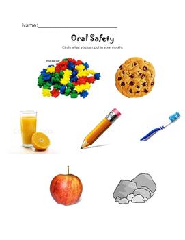 Oral Safety