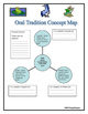 Oral Tradition Concept Map and Anticipation Guide