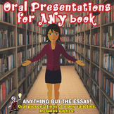 Oral Presentations on Any Book