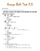 Orange Belt Test Packet-Strings