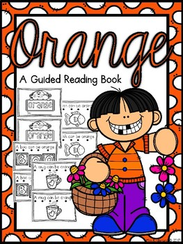 Orange Book For Guided Reading Groups