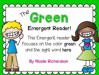 Green Emergent Reader