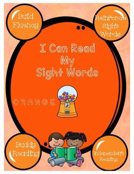 Fluency Reading-Orange