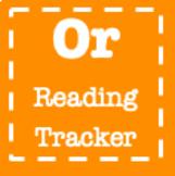 Orange IRLA Reading Tracker