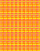 Orange Plaid Backgrounds