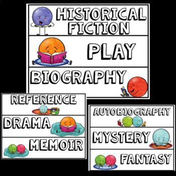 Genre Posters Polka Dot