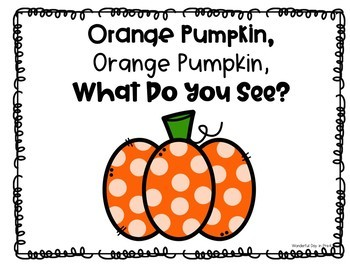Orange Pumpkin Book Bundle