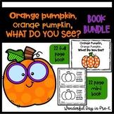 Orange Pumpkin Book Bundle