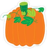 Orange Pumpkin - Cut-Out Decor