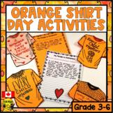 Orange Shirt Day Activities